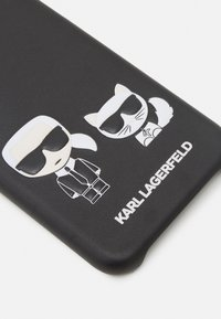 KARL LAGERFELD - CHOUPETTE CASE IP11 - Phone case - black - 2