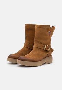 Felmini - EXTRA - Platform ankle boots - marvin nicotine - 2