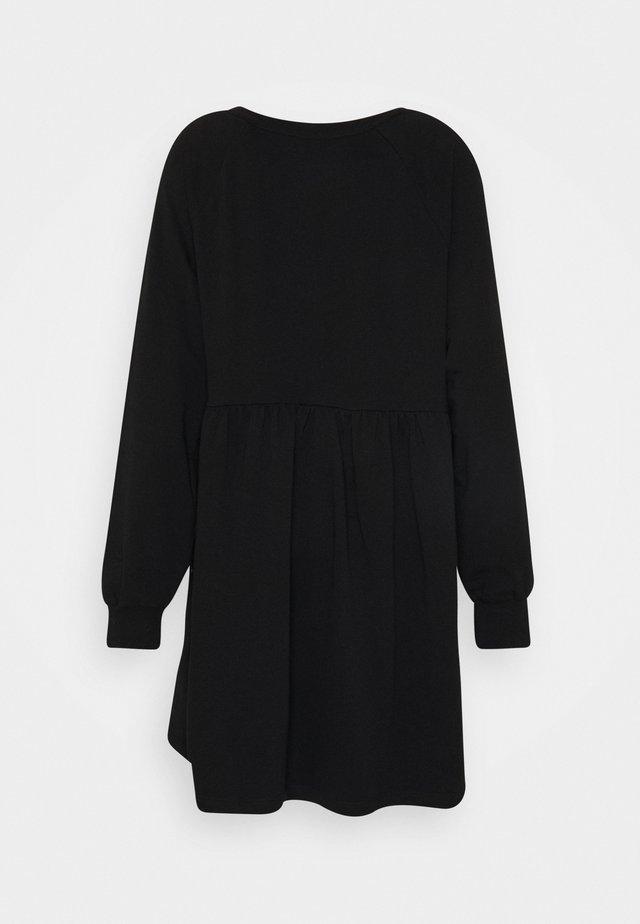 ONLCHLOE SHORT DRESS - Kjole - black