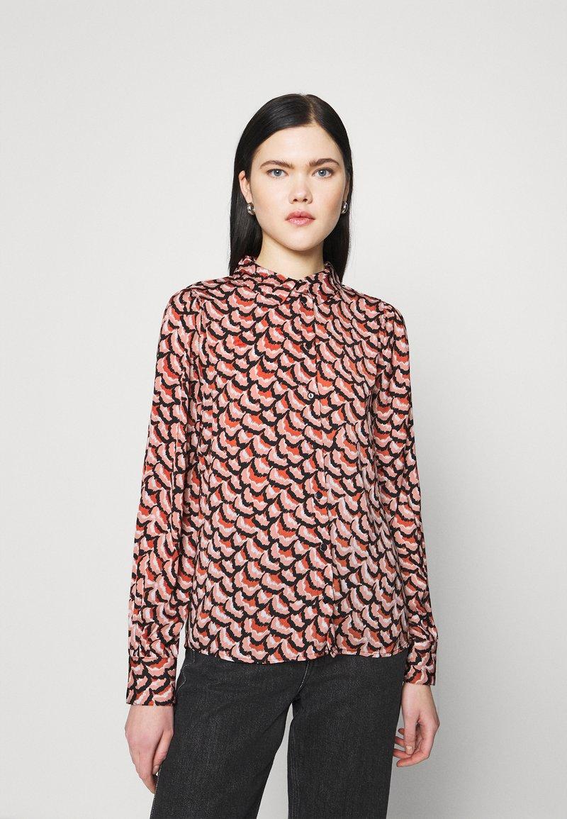 Vero Moda - VMCISSY  - Button-down blouse - chutney