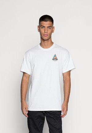 VIDEO FORMAT - T-shirt imprimé - white