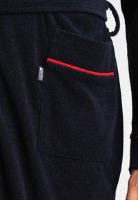 Jockey - BATHROBE - Dressing gown - navy - 3