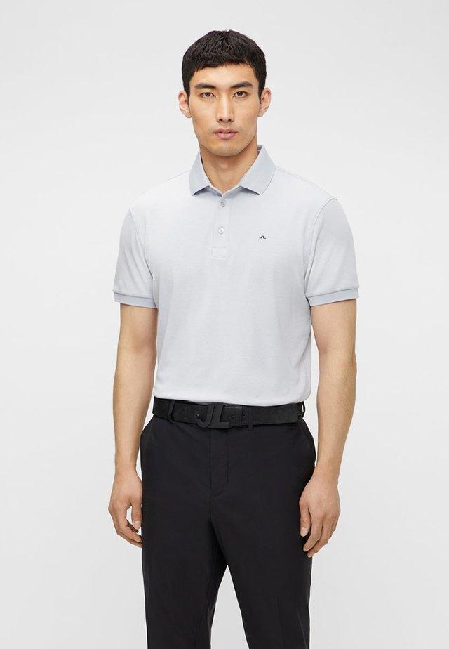 STAN - Polo shirt - stone grey melange