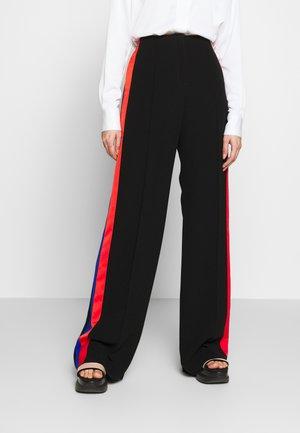 BLAIR TROUSERS - Trousers - black