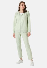LC Waikiki - Zip-up sweatshirt - green - 4