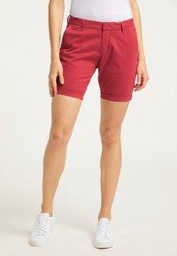 DreiMaster - Shorts - rot - 0
