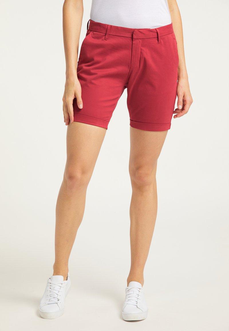 DreiMaster - Shorts - rot