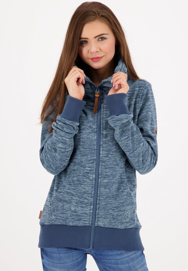 VIVIANAK  - Fleece jacket - indigo