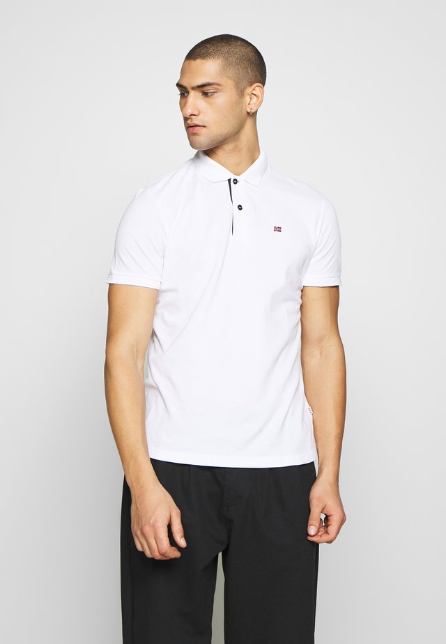 EZY - Poloshirts - bright white