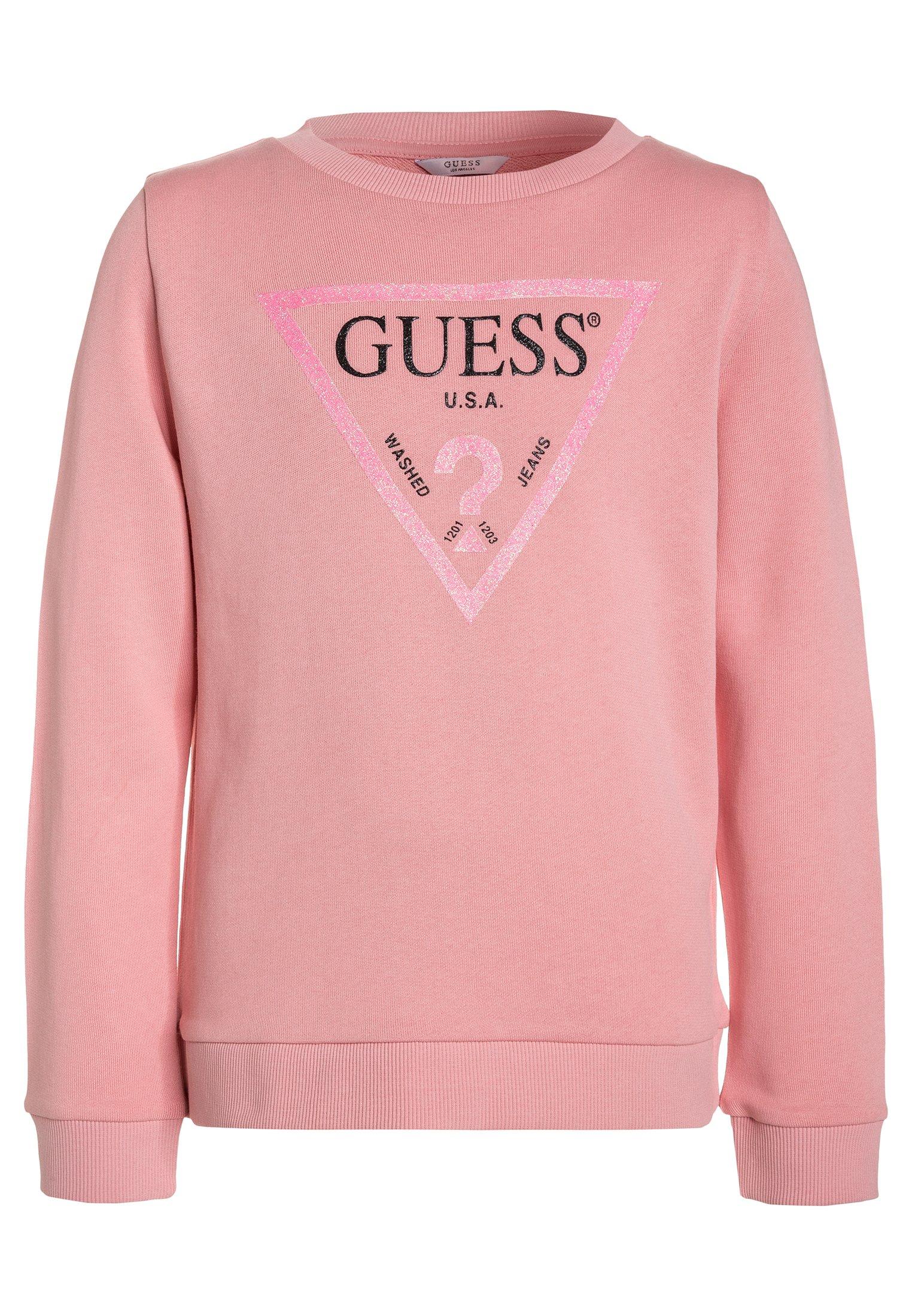 Kids JUNIOR CORE - Sweatshirt - rouge/carousel pink