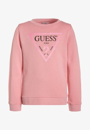 JUNIOR CORE - Sweatshirts - rouge/carousel pink