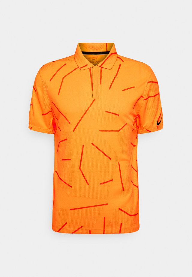 TIGER WOODS DRY COURSE  - Treningsskjorter - laser orange/black