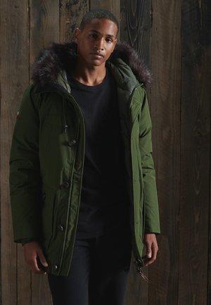 ROOKIE - Down coat - khaki