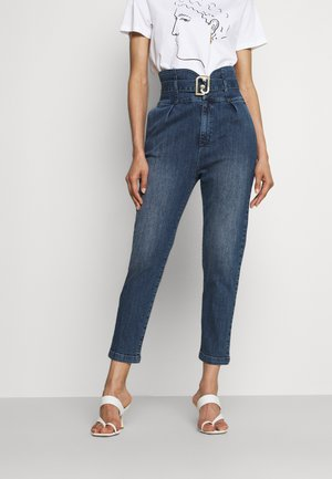 PANT CARROT - Jeans Skinny Fit - blue