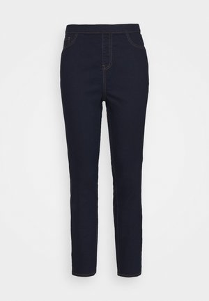 REGULAR LENGTH - Jeggings - blue