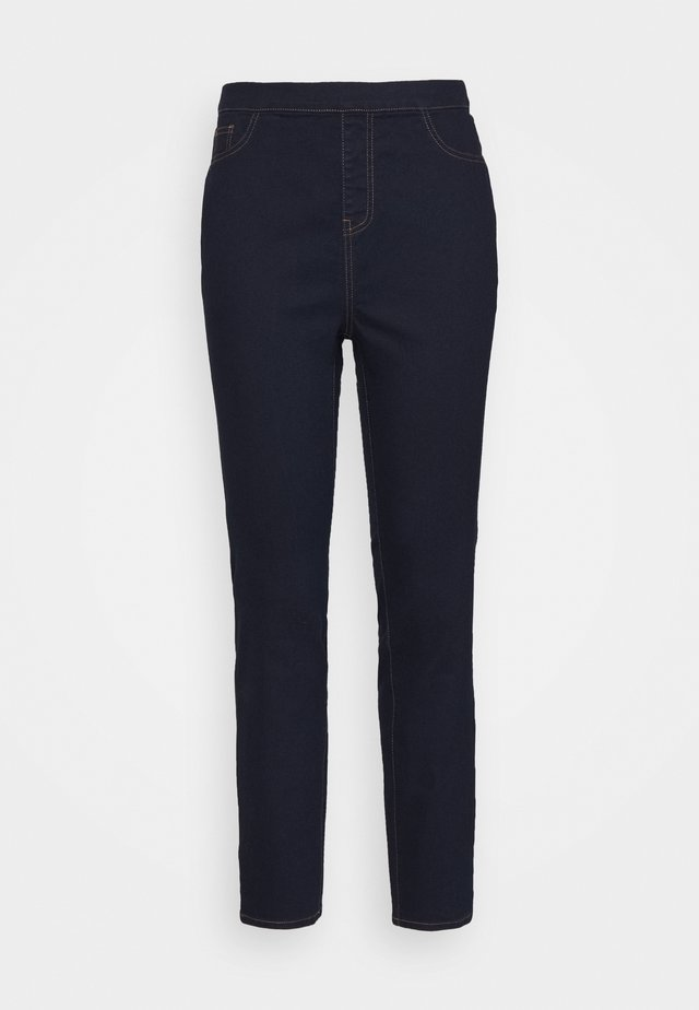 REGULAR LENGTH - Farkkuleggingsit - blue