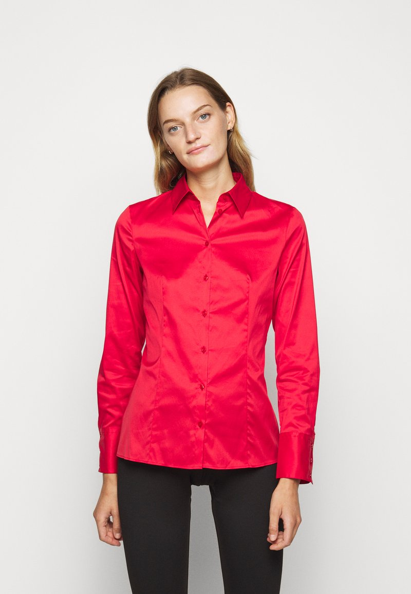 HUGO - THE FITTED - Blouse - open pink