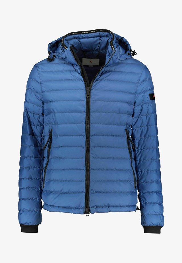 Down jacket - blau
