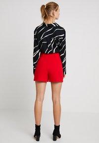 Morgan - Shorts - red - 2