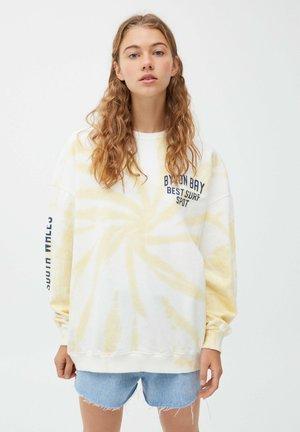 Sweatshirts - light yellow