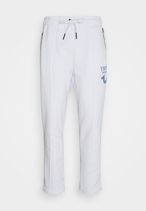 PANT HORSESHOE PUFFY  - Trainingsbroek - white