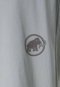 Mammut - RUNBOLD LIGHT PANTS MEN - Bukse - granit - 2