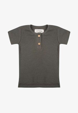 T-shirt basic - dusty olive