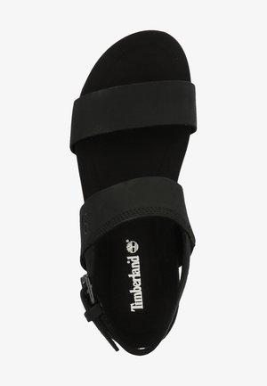 TIMBERLAND SANDALEN - Sandals - black 0011