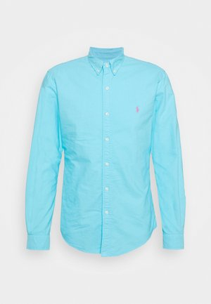 LONG SLEEVE SPORT - Košile - french turquoise