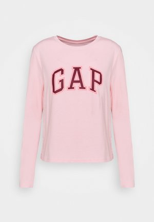 EASY TEE - Langærmede T-shirts - light shell pink
