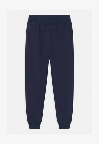 ACTIVE UNISEX - Tracksuit bottoms - navy