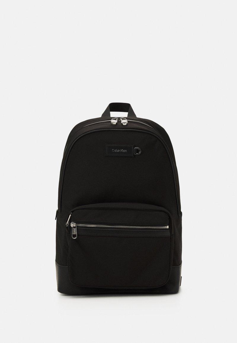 Calvin Klein - URBAN UTILITY CAMPUS UNISEX - Rucksack - black