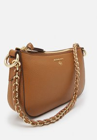 MICHAEL Michael Kors - JET CHARMMD POUCH XBODY SET - Handbag - brown/acorn - 4