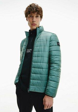 Winter jacket - balsam green