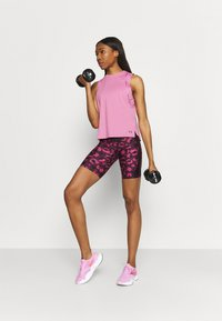 Under Armour - RUSH SCALLOP TANK - Top - planet pink - 1