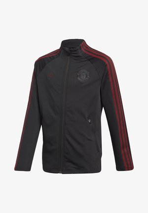 MANCHESTER UNITED ANTHEM JACKET - Club wear - black