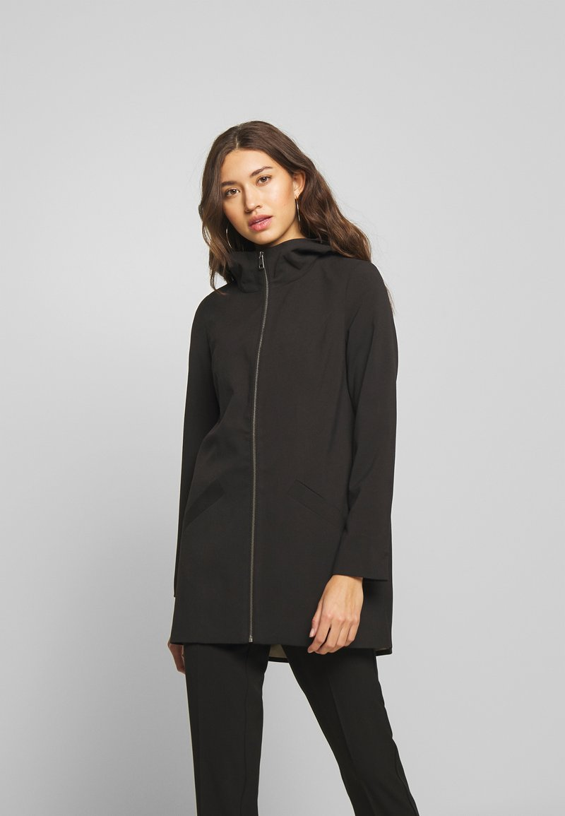 Vero Moda - VMDORITUPTOWN JACKET  - Classic coat - black
