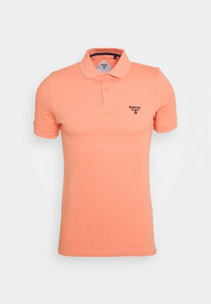 Polo - burnt coral