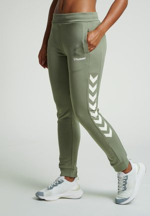 Leggings - vetiver