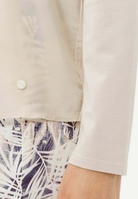 BRAX - STYLE CLARISSA - T-shirt à manches longues - nature - 3
