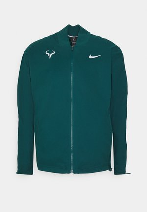 RAFAEL NADAL JACKET - Training jacket - dark atomic teal/white