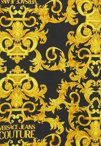 Versace Jeans Couture - LOGO BAROQUE - Shirt - black - 6