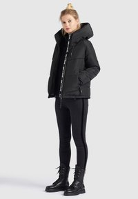 khujo - ESILA - Winter jacket - schwarz - 1