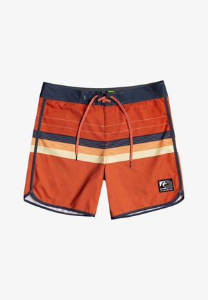 EVERYDAY MORE CORE - Swimming shorts - pureed pumpkin