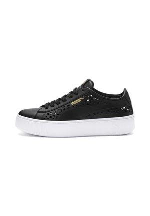 VIKKY  - Sneaker low - black-puma black