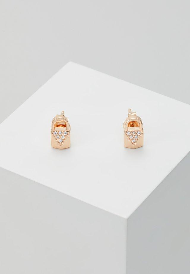 PREMIUM - Korvakorut - roségold-coloured
