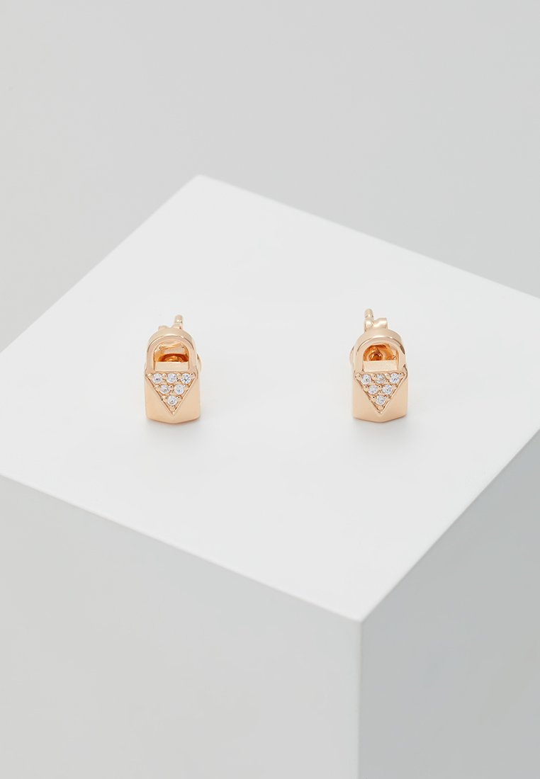 Michael Kors - PREMIUM - Earrings - roségold-coloured