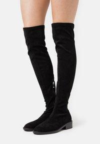 RAID - TAMARA - Over-the-knee boots - black - 0
