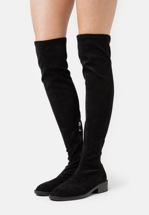 TAMARA - Over-the-knee boots - black