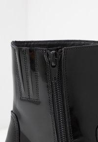 Jeffrey Campbell - MAXEN - High heeled ankle boots - black box - 2